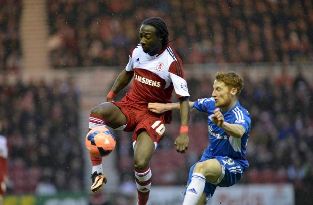 The Northern Echo: OUT: Marvin Emnes