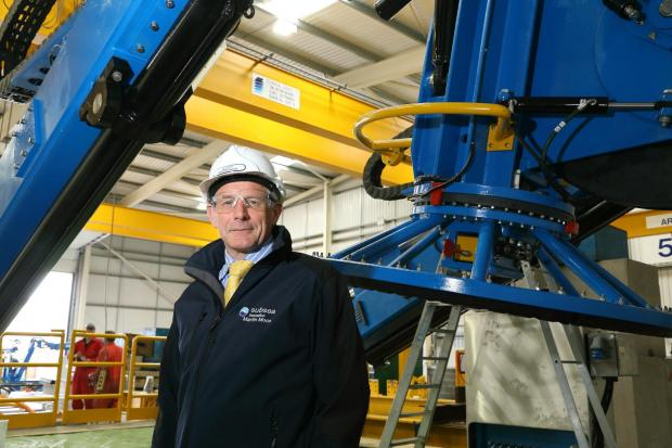 Martin Moon, Subsea Innovation Limited's managing director