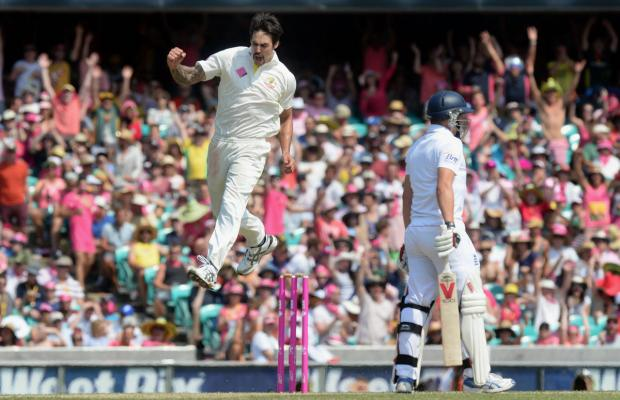 ALL OUT: England collapsed to a humiliating Ashes defeat as a Mitchell Johnson-inspired Australia ran riot en route to a 5-0 triumph