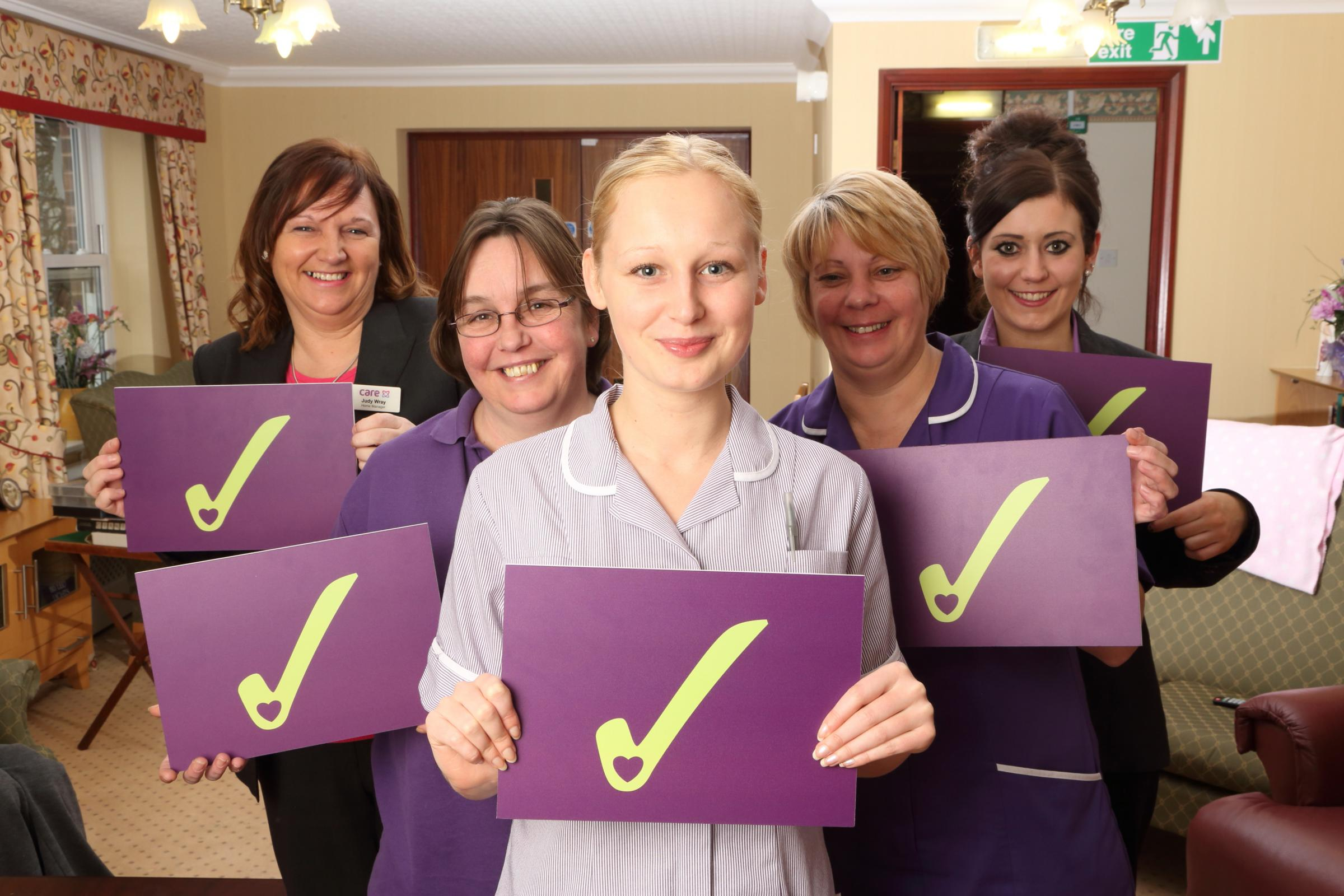 Strong inspection report for Darlington care home (From The ...