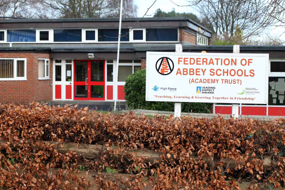 Federation of Abbey Schools: seeking to amend catchment area