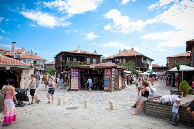 Bulgaria: parts better off than North-East