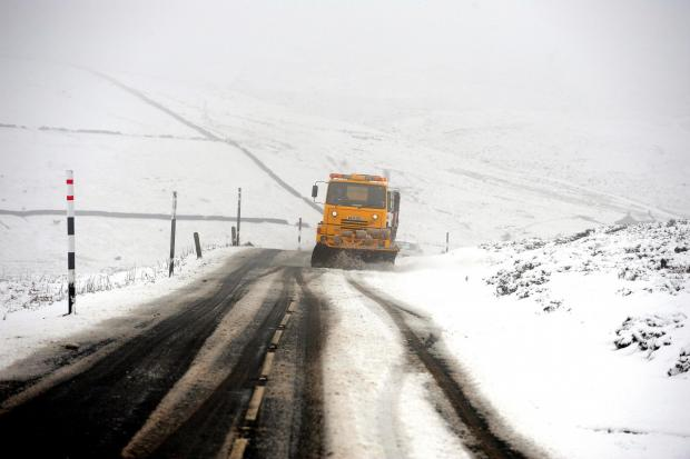VALUED SERVICE: Winter gritting named among public's priorities