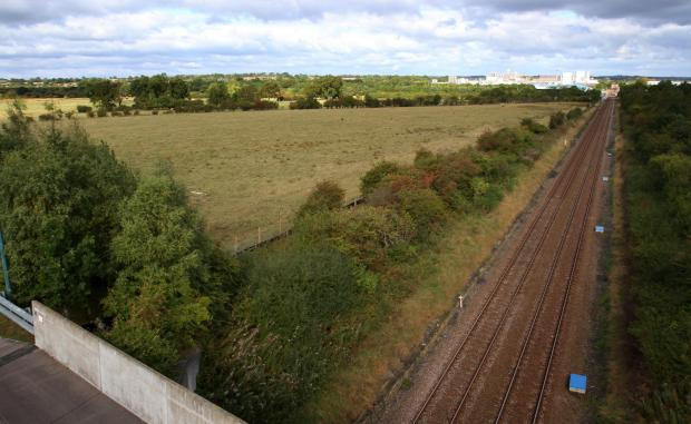 The Northern Echo: NEW LINE: The Shildon barnch line will be realigned to provide access to the Hitachi site.