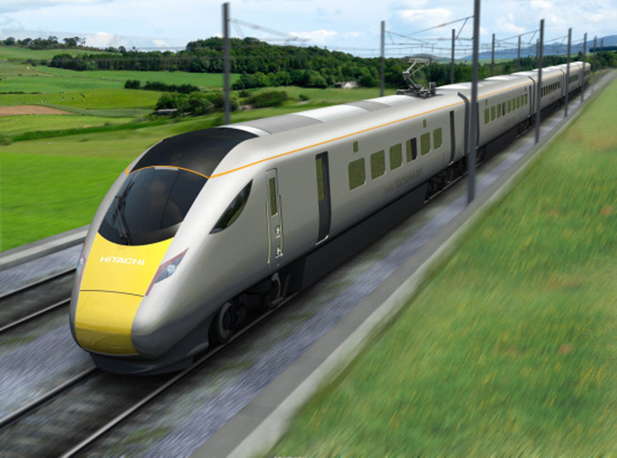 Hitachi Rail Europe is one of the companies backing a new university technical college in Newton Aycliffe