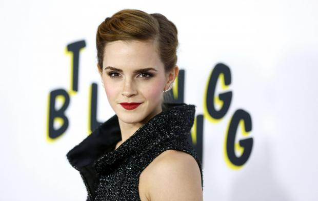 Actress Emma Watson has modelled for Burberry
