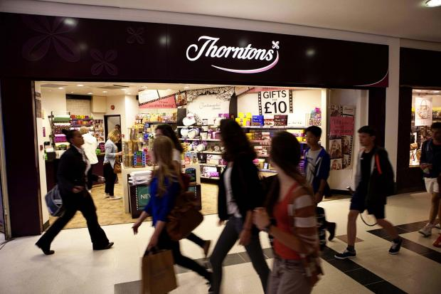 Thorntons says it enjoyed a strong Christmas period