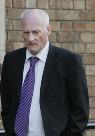 Suspended sentence: Alan Hauxwell