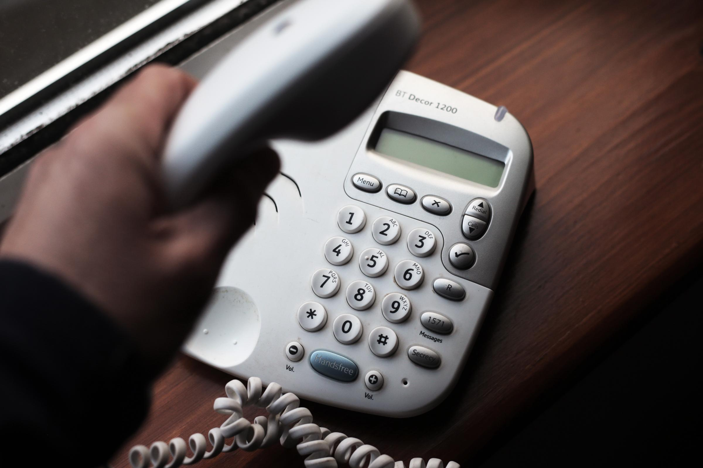 MPs urge Government to act over late night nuisance calls
