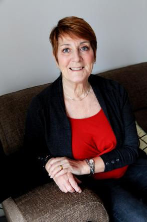 New chair of Darlington Neighbourhood Watch Association, Sandra Phipps