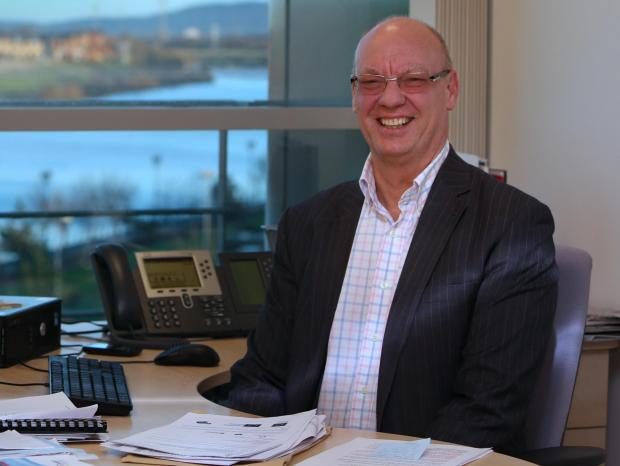 Stephen Catchpole, Tees Valley Unlimited managing director