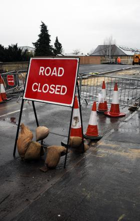 OPEN AGAIN: The road closure through Middleton St George has ended, but residents are still unhappy