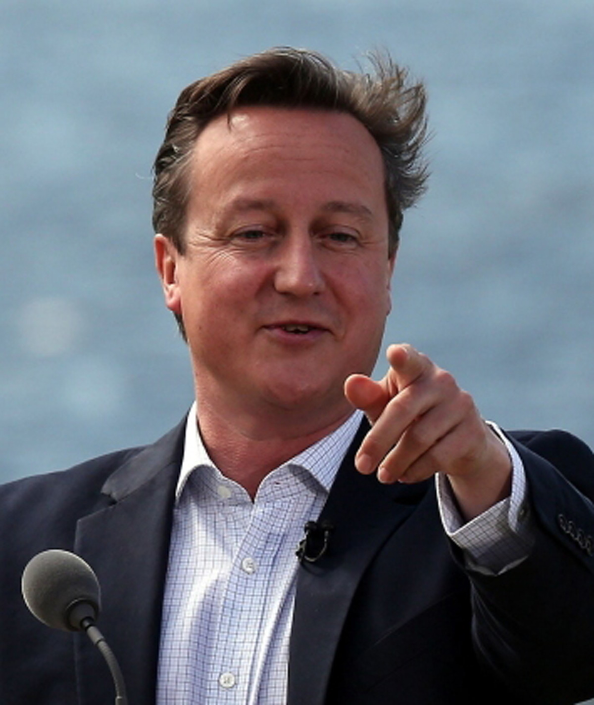 ABSTENTION ORDER: David Cameron
