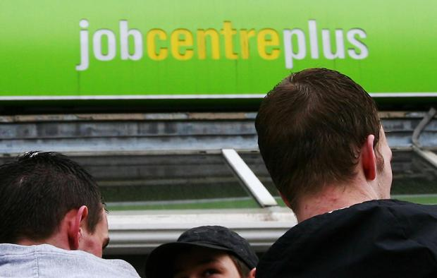 Wages down, unemployment up