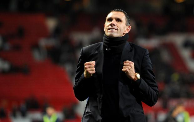PROUD: Poyet says Sunderland can beat Manchester City in final