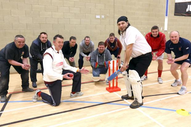 WEEKLY SESSIONS: Cricket coaching planned