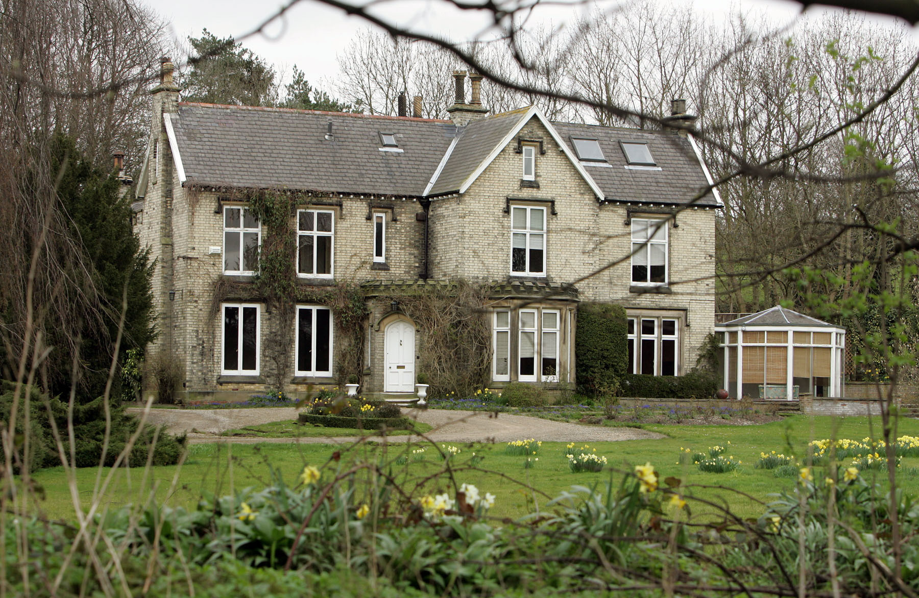 Croft House, which could be demolished to make way for six detached houses