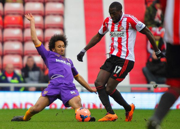The Northern Echo: TOUGH TIMES: Jozy Altidore has scored just two goals in 32 appearances for Sunderland this season