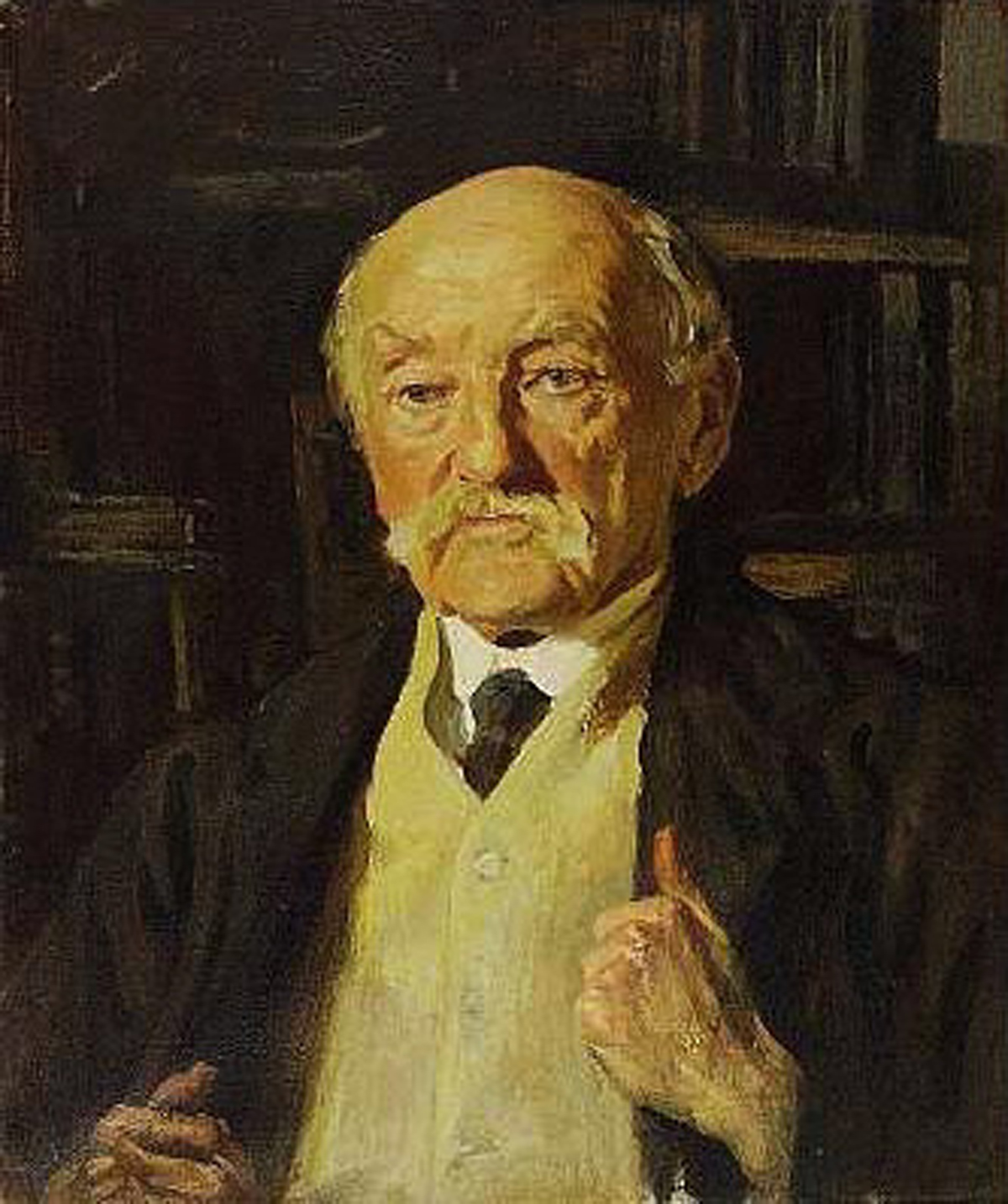 FOR LITERARY LOVERS: Thomas Hardy in old age