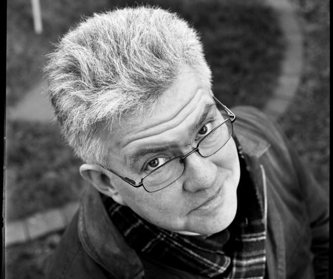 Ian McMillan, who will perform at Carperby Village Institute