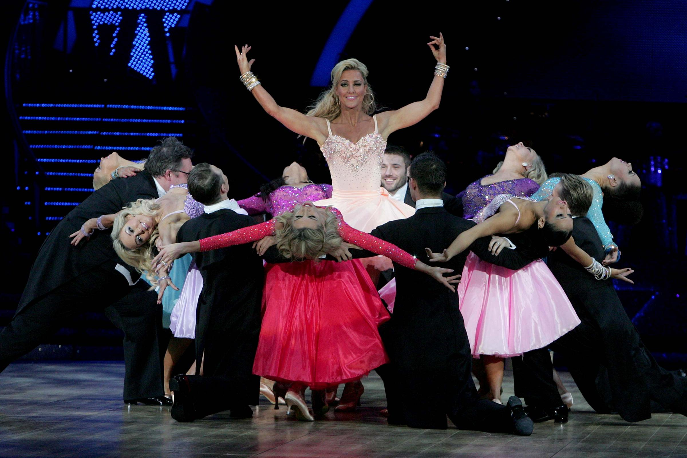 Strictly Come Dancing dazzles North-East audience