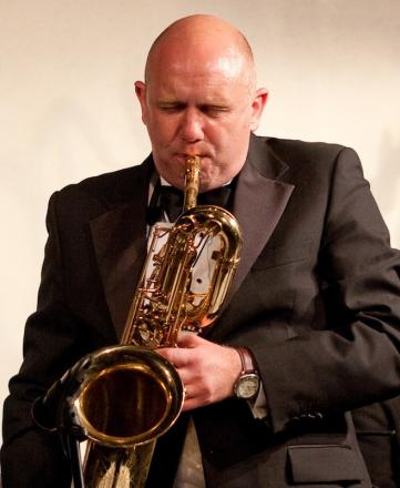 LIVE MUSIC: A jazz quintet will play in Darlington this week. Library picture.