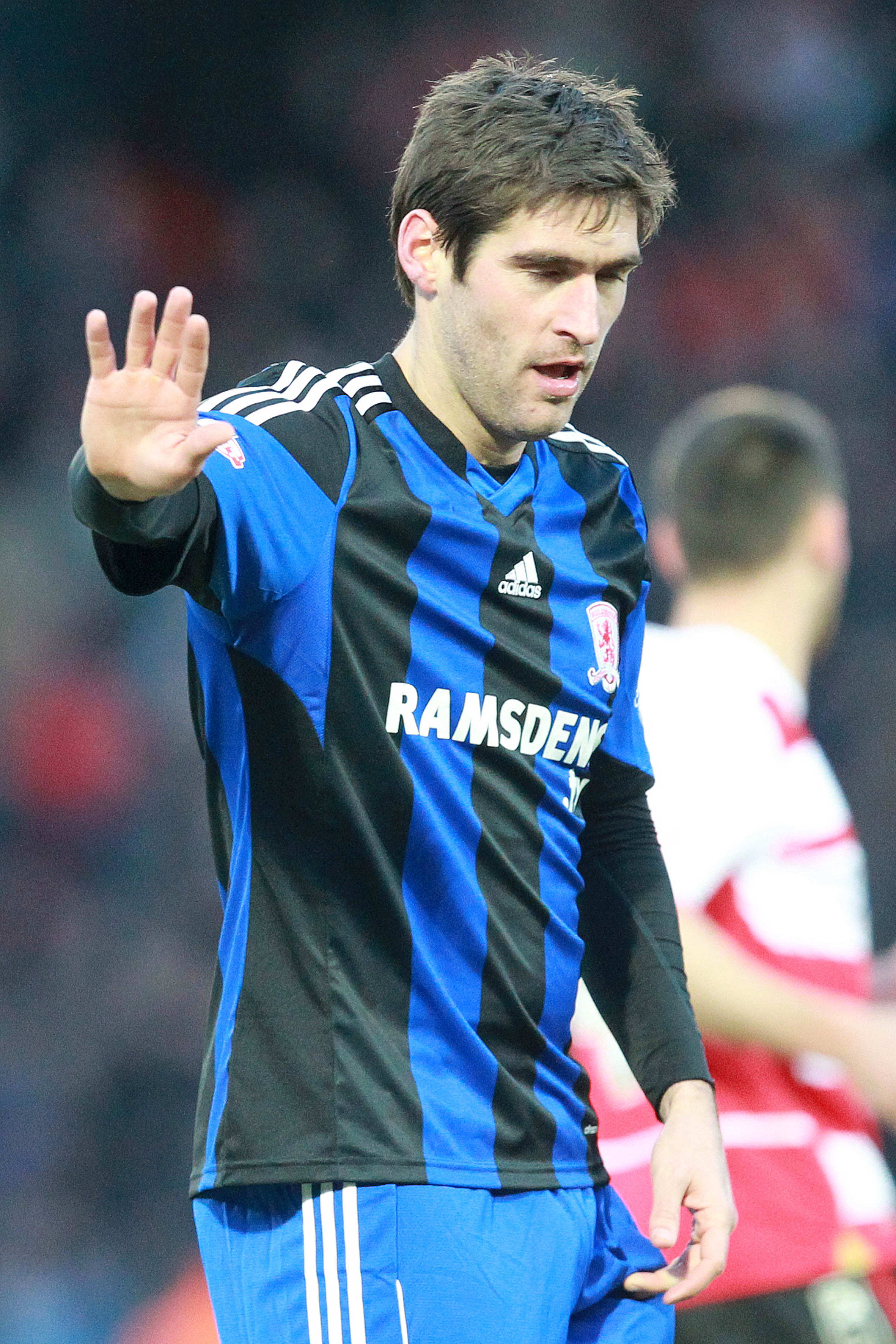 Doubled up: Danny Graham scored both goals as Boro beat Ipswich