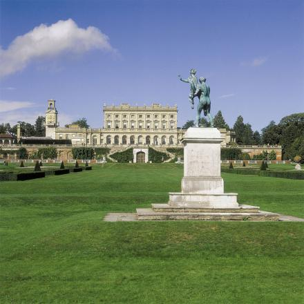 Foodie paradise: Cliveden House