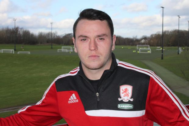 The Northern Echo: PERMANENT TRANSFER: Lee Tomlin has signed a three-and-a-half year deal to turn his loan move to Middlesbrough into a permanent transfer