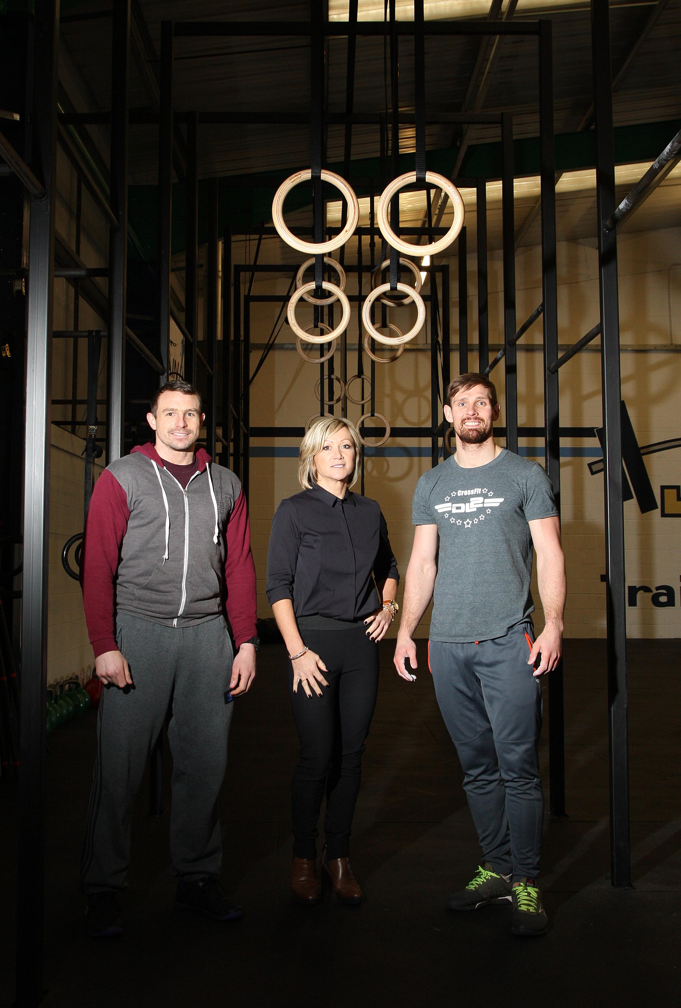 Dragon Duncan's ex-wife opens new gym near Bannatyne health club