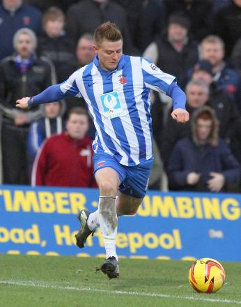 Cooper tells Barmby to make most of Pools stay