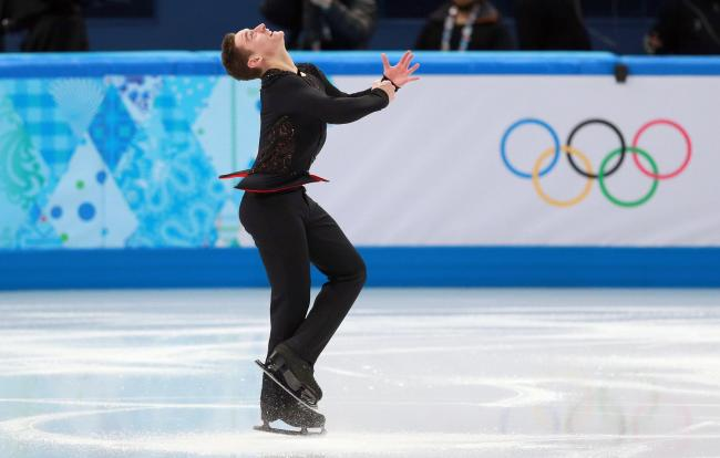 RETIRED: North-Easterner Matt Parr has announced his retirement from competitive figure skating