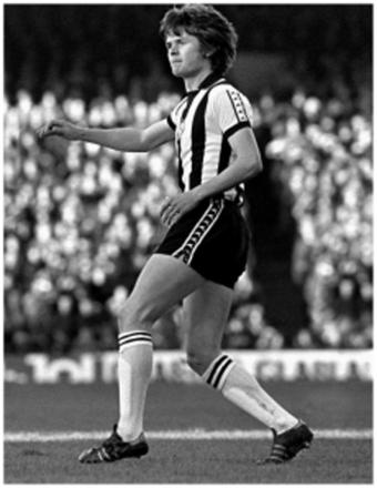 Nigel Walker during his Newcastle playing days