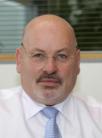 Trevor Hall, founder and executive chairman of County Durham drug-testing company, CSI.