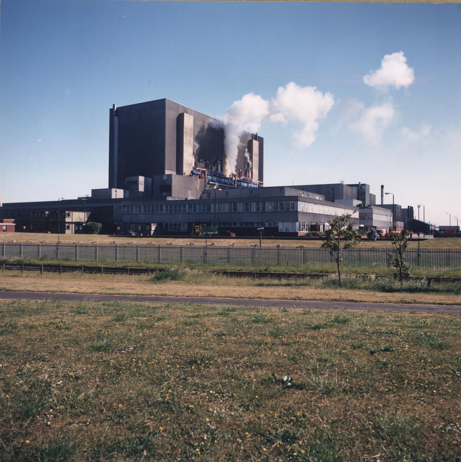 Hartlepool's nuclear power station has been granted another extension.