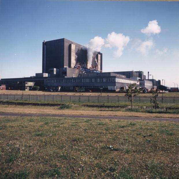 The Northern Echo: Hartlepool nuclear power station