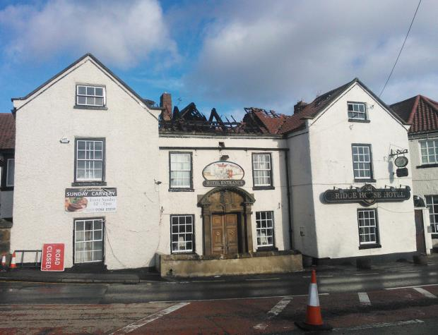The Bridge House Hotel, Catterick Village