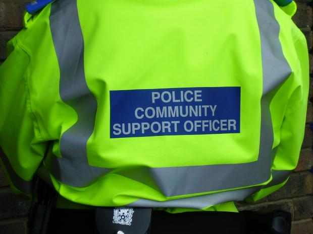 Police community support officer numbers drop as funding cuts bite