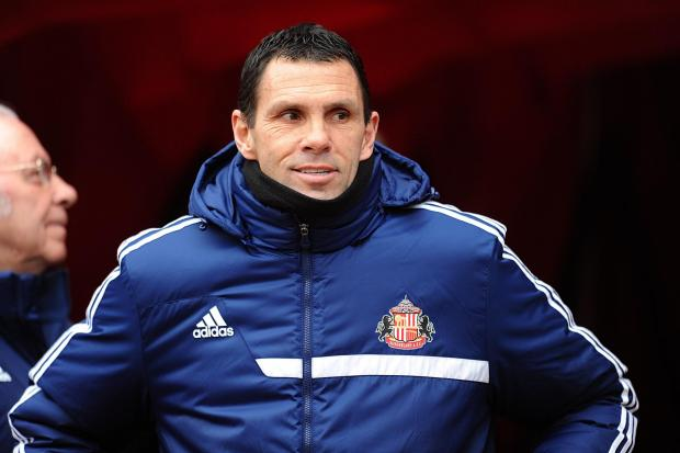 RESPECT: Gus Poyet believes his relationship with the club's new director of football is key