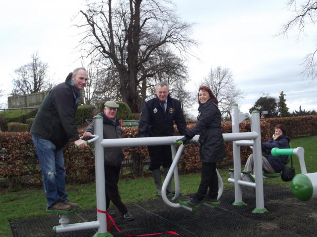 Keep fit in the park thanks to the Big Lottery