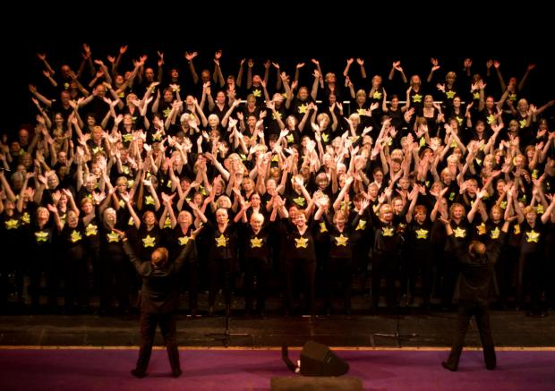 Rock Choir: New branch in Chester-le-Street