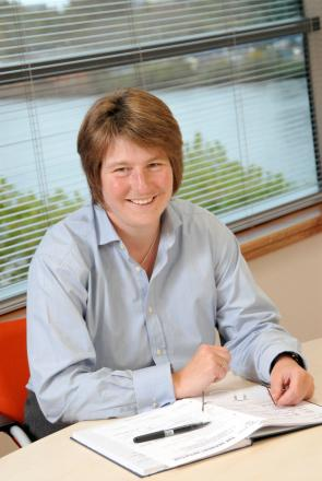 Leading North-East business leader, Lucy Armstrong, has been given a new role by Newcastle University Business School