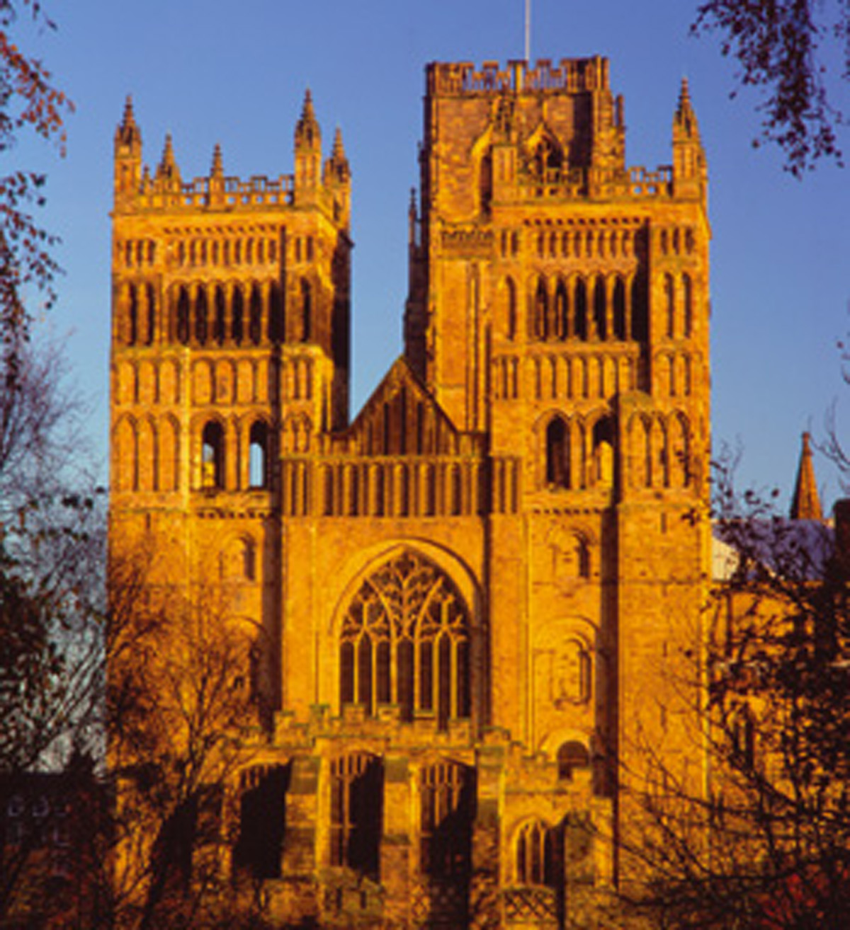HISTORIC DISCOVERY: Evidence of Roman remains found beneath Durham Cathedral