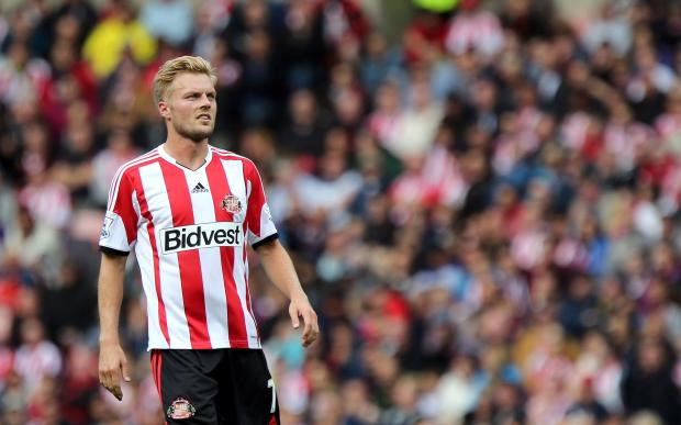 Match-winner: Seb Larsson is out of contract this summer