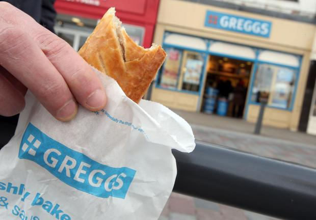 Food on the go has helped lift Greggs sales