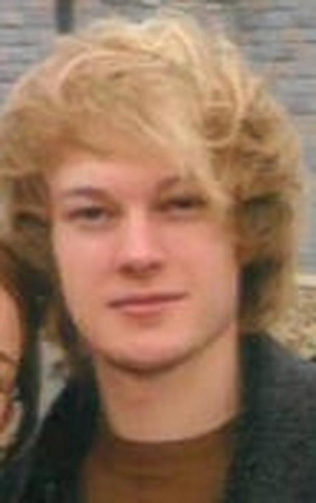 The Northern Echo: MISSING: Ben Clarkson