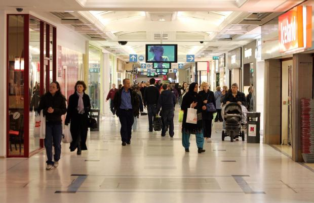 Retail sales have continued to grow, a report has said