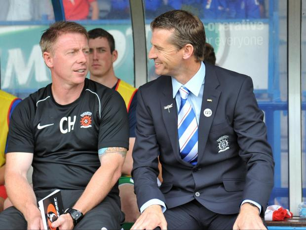 The Northern Echo: MOVING ON: Craig Hignett has gone to Middlesbrough