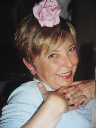 POPULAR DANCER: Val Meads, who died of cancer