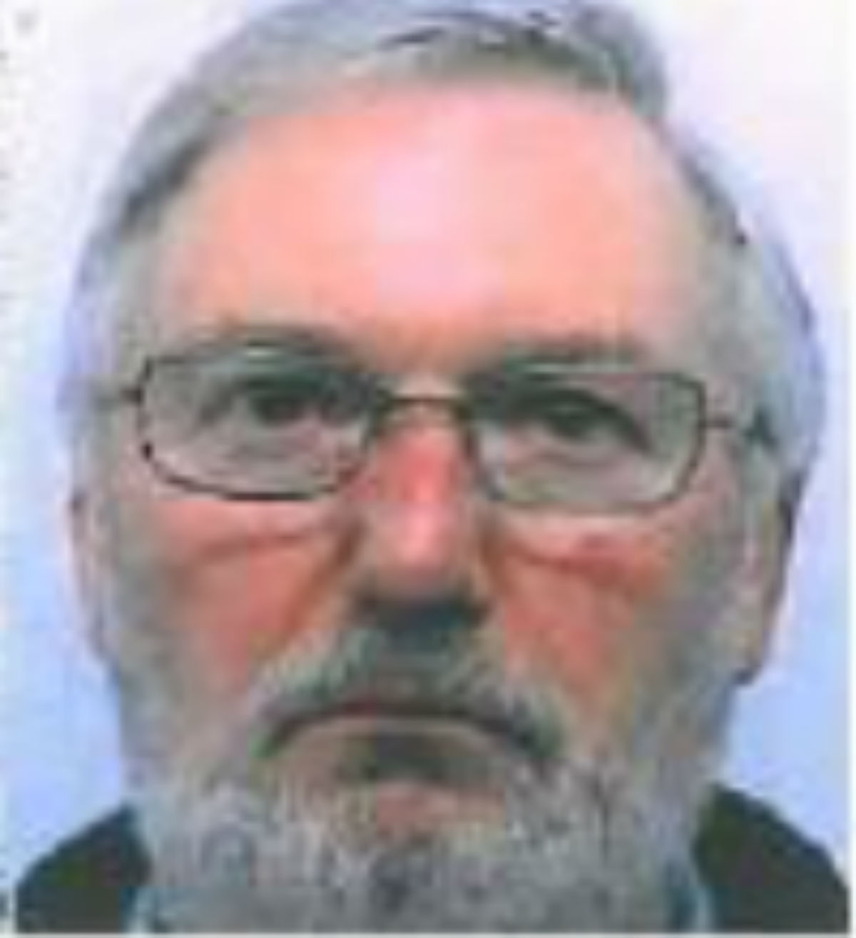 Missing man Tony Ashley. Police believe he may be in the Whitby area